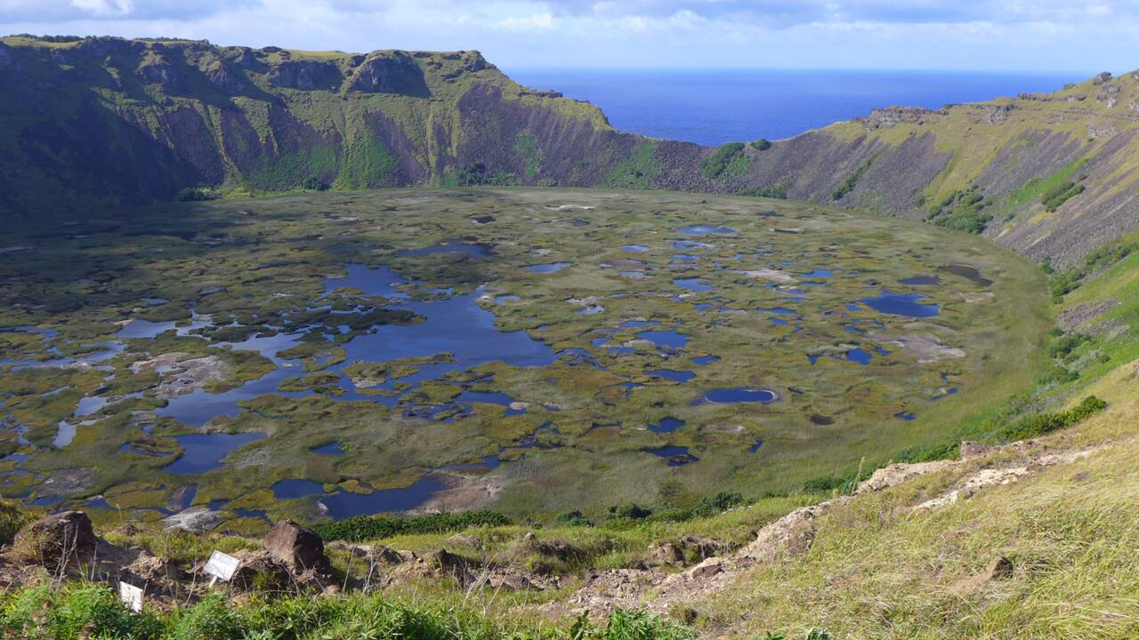 PHOTOS : Fascinante île de Pâques