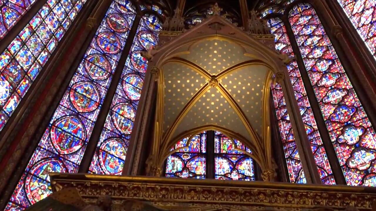 VIDÉO : La Sainte-Chapelle, trésor caché de Paris