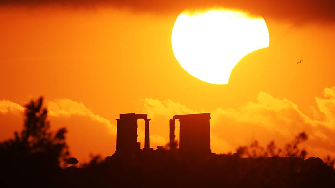 Eclipse solaire : comment la Lune occulte le Soleil ?