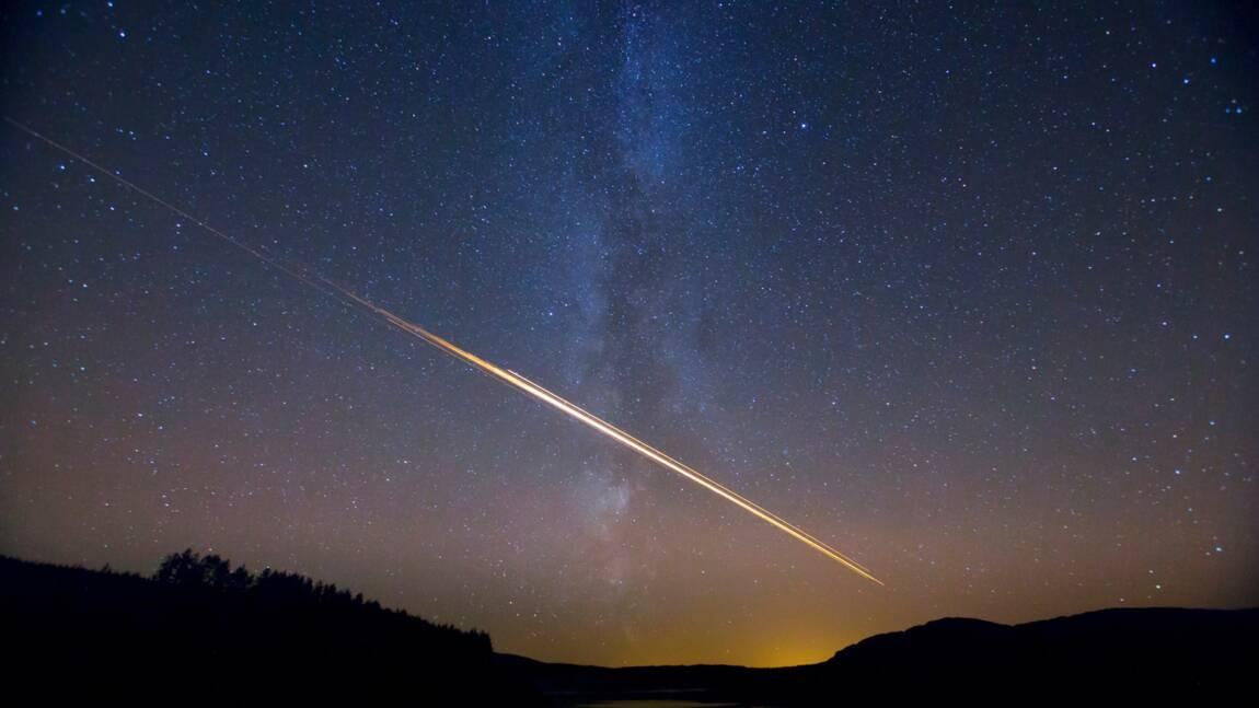 Nuits des étoiles : en août, le ciel brillera de mille feux