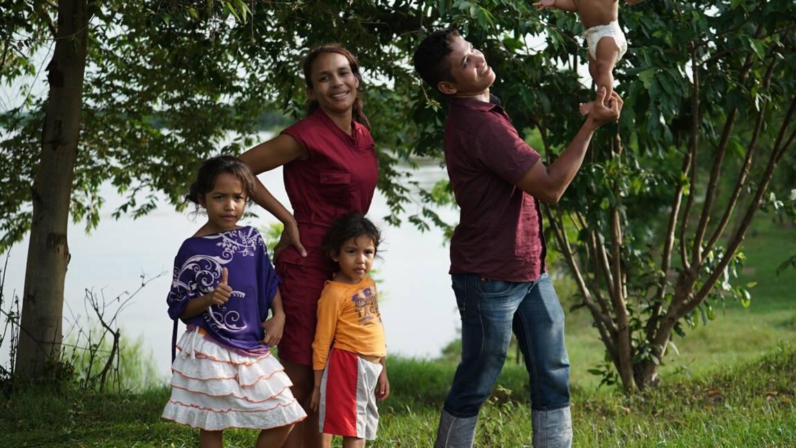 VIDÉO : En Colombie, un couple au-delà de la haine