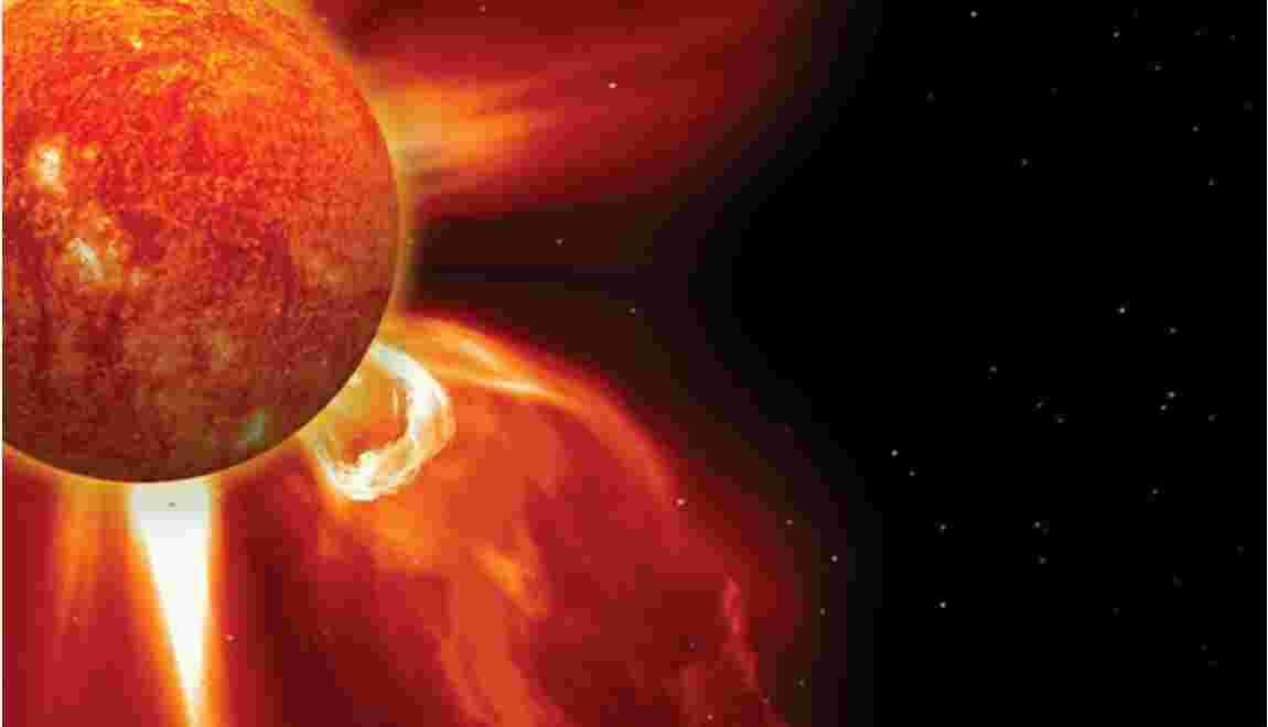 Éruptions solaires   quelles conséquences pour la Terre   - Geo.fr f3d829d873d6