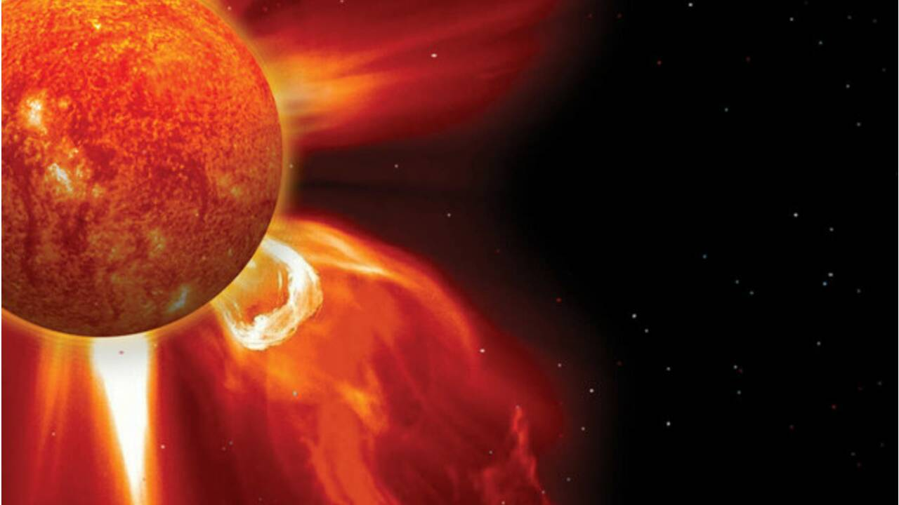 Éruptions solaires : quelles conséquences pour la Terre ?