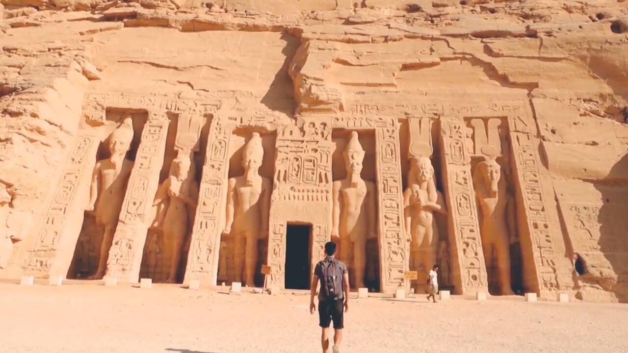 VIDÉO : Revisiter les merveilles de l'Egypte