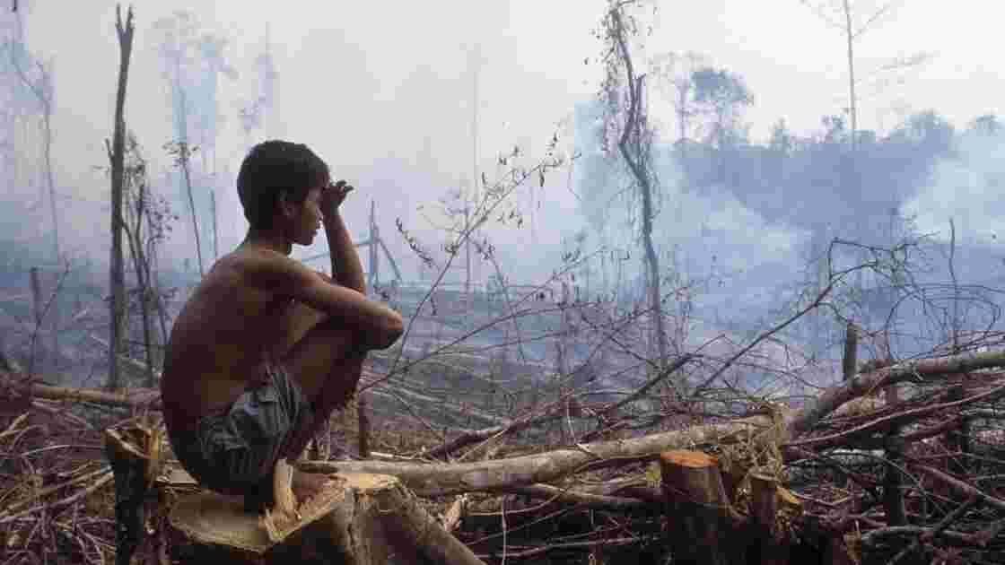 """L'Indonésie face à l'une des pires """"crises incendies"""" de son histoire"""