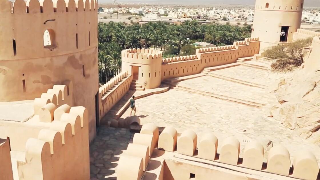 VIDÉO : A la découverte d'Oman, l'éblouissant sultanat