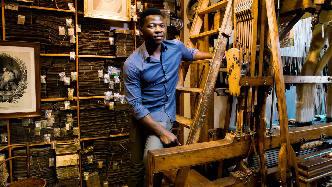 PHOTOS : À Lyon, l'héritage des canuts