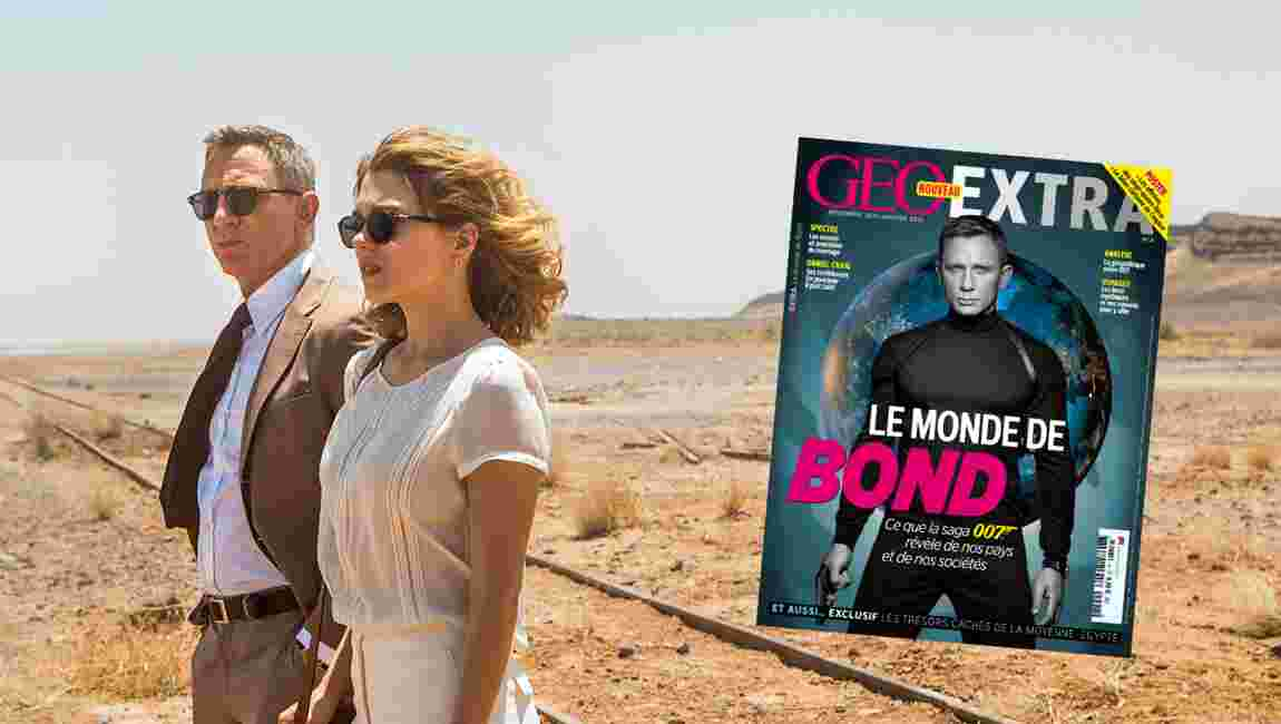 Le monde de Bond - GEO Extra spécial 007