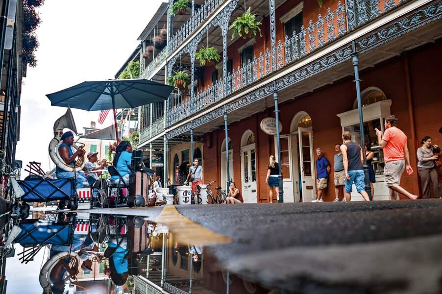 La Nouvelle-Orléans cultive sa tolérance et son hédonisme