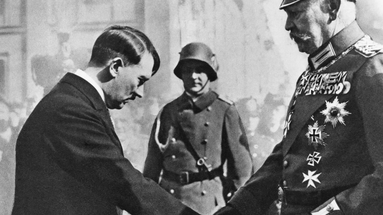 La montée du nazisme en 16 dates (1919-1933)