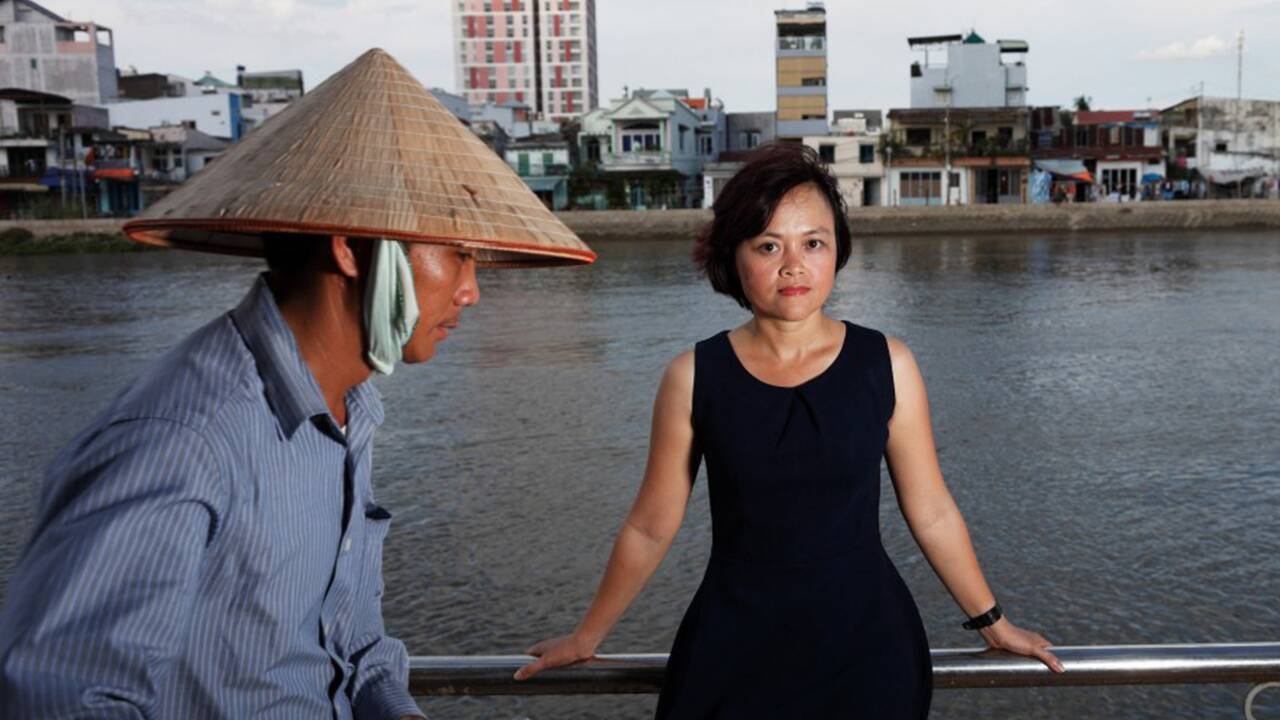 VIDÉO : Au Vietnam, le changement climatique expliqué aux jeunes