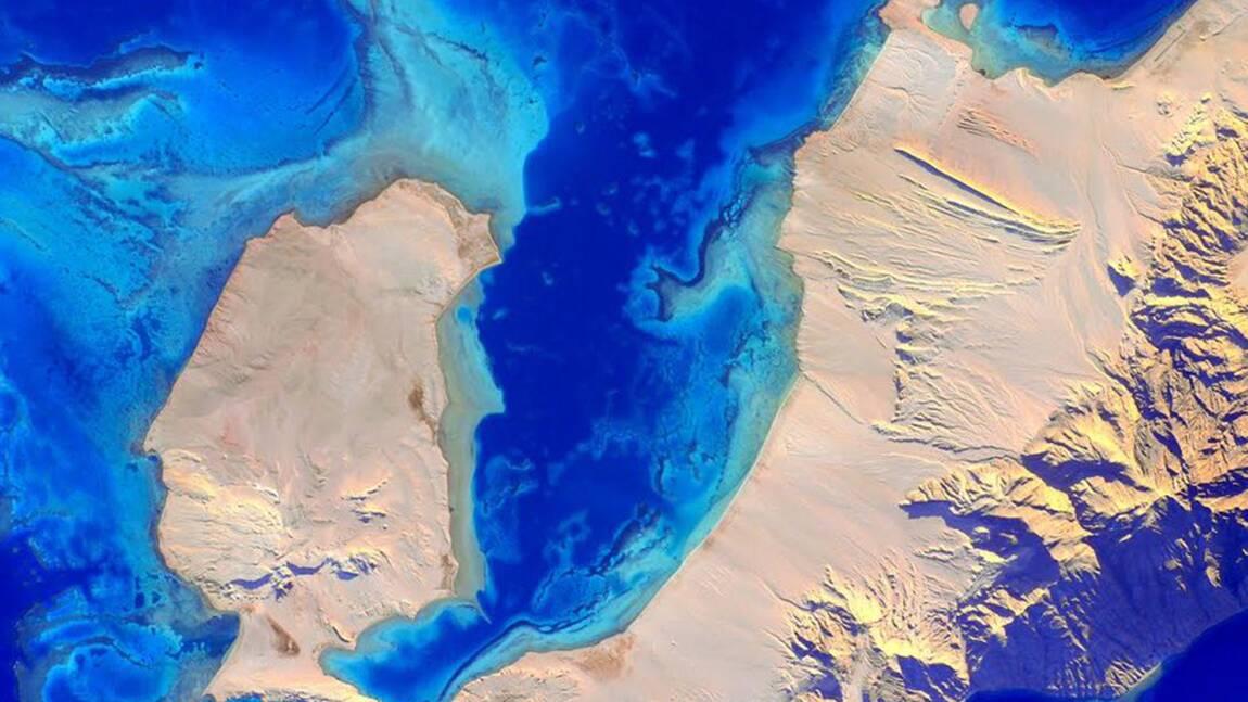 La Terre vue de l'espace : une explosion de couleurs