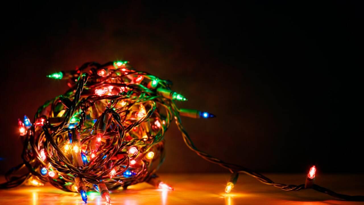Les illuminations de Noël sont-elles un gaspillage d'énergie et d'argent ?