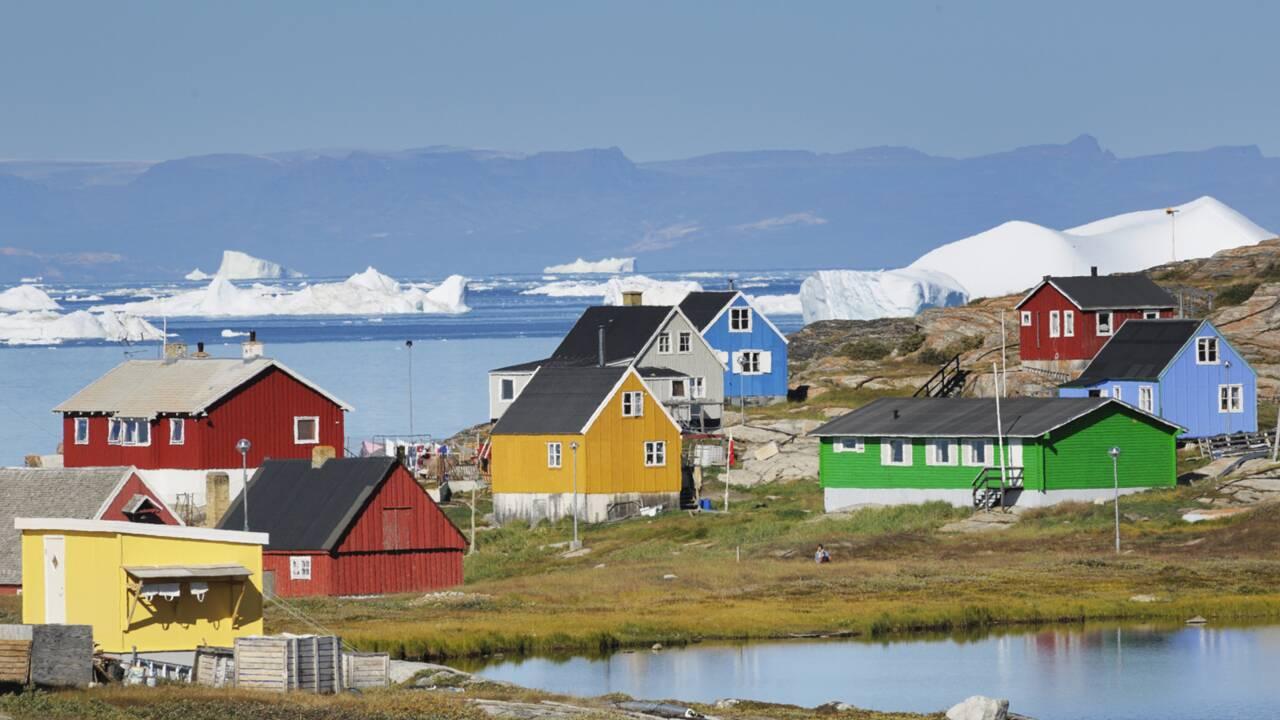 Groenland : la terre verte face au changement climatique