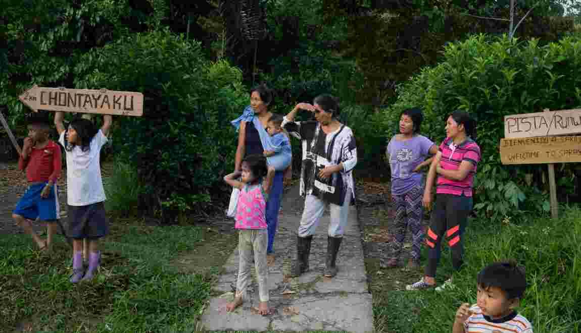 VIDÉO - Equateur : chez les Kichwas de Sarayaku, défenseurs de la forêt vivante