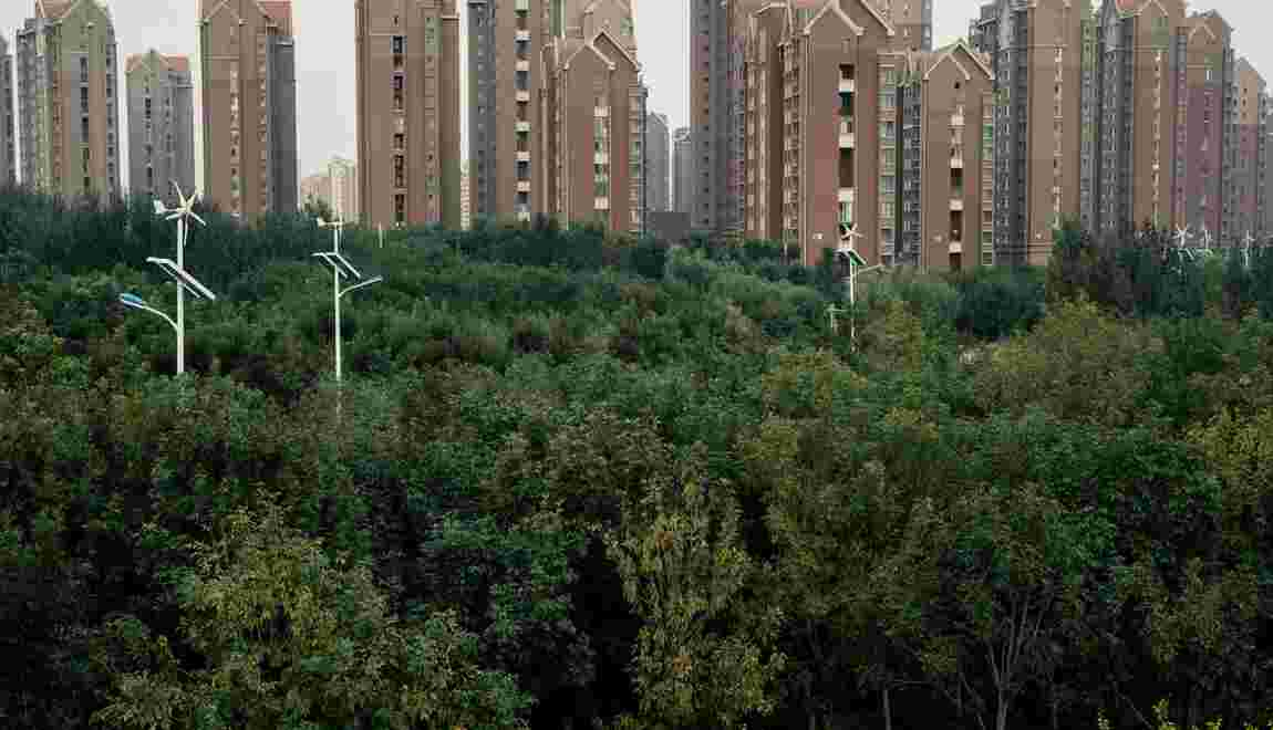Ecocité : la Chine mise sur les villes écologiques