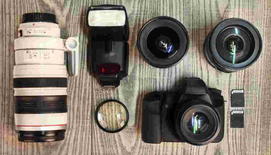 Accessoires photo