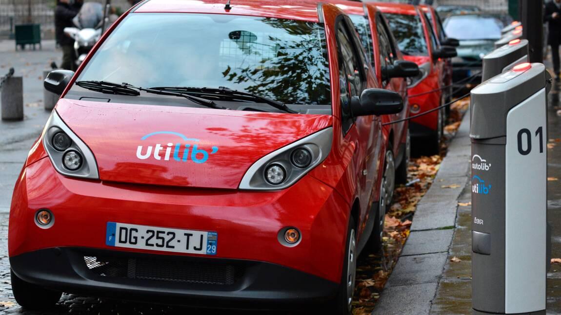 Paris va tester le partage de véhicules électriques pour professionnels