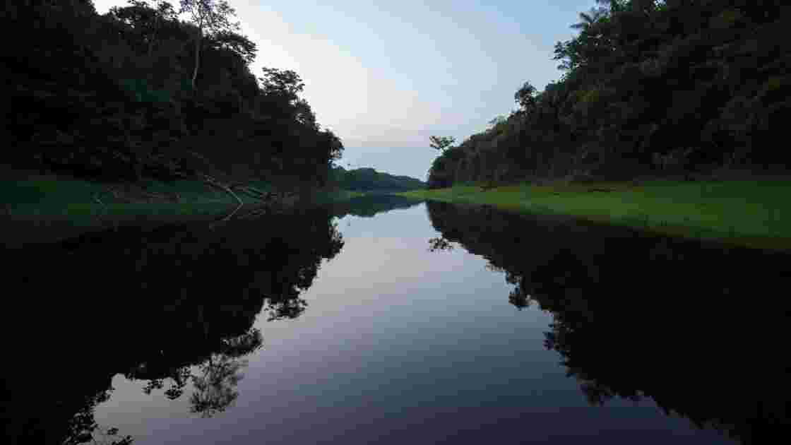 L'Amazone menacé par les projets de barrages