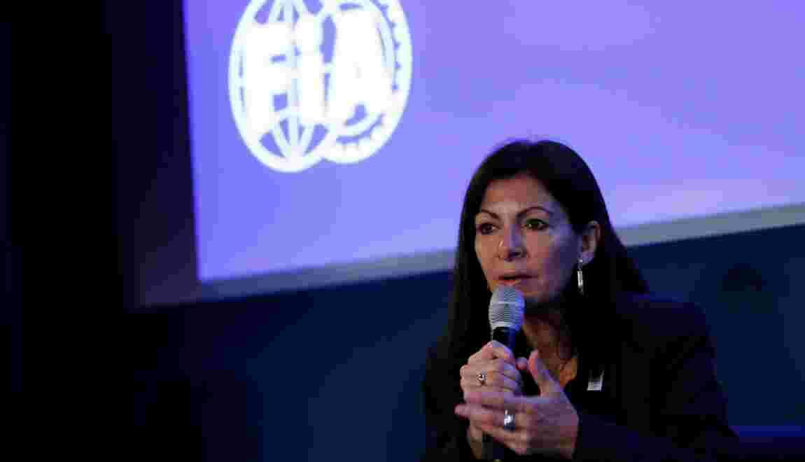 Anne Hidalgo annonce dix nouvelles mesures pour la propreté de Paris