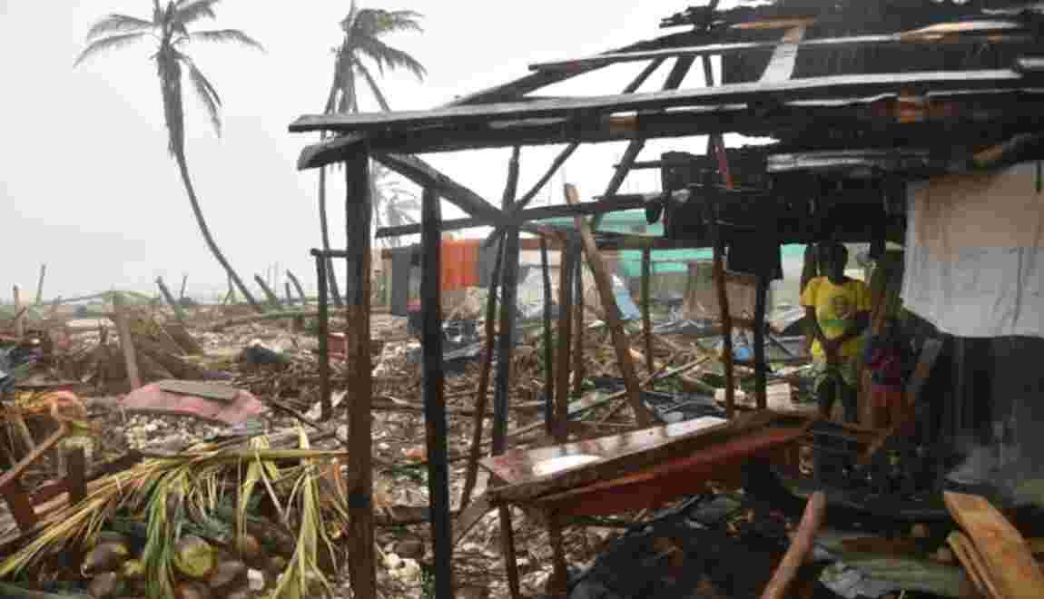 Catastrophes naturelles: perte de 520 milliards de dollars par an