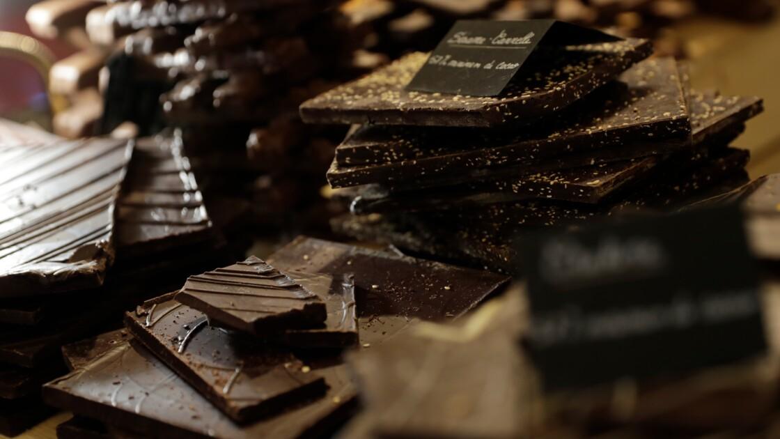 Envie de chocolat? Des chercheurs japonais identifient les neurones coupables