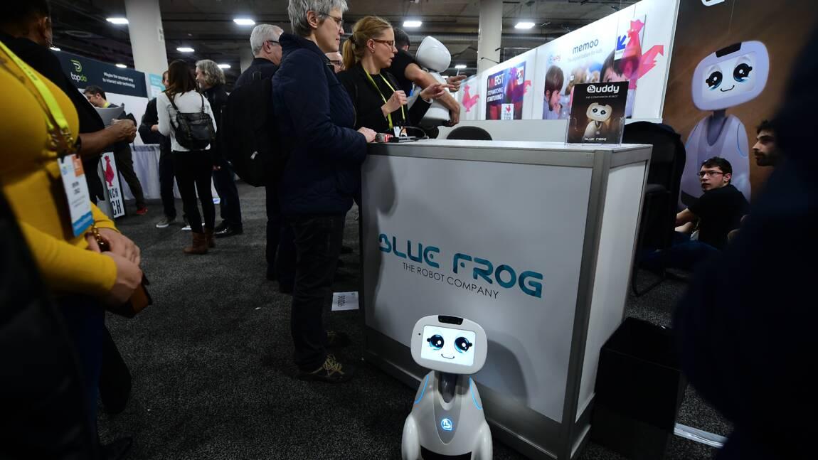 Les robots compagnons très bientôt au seuil de nos foyers