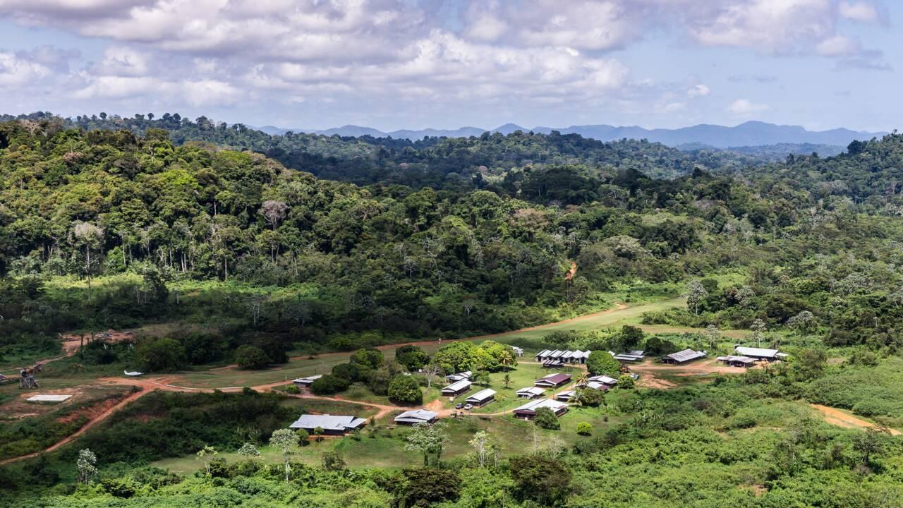 Difficile débat autour du projet aurifère Montagne d'or en Guyane