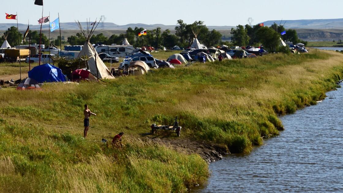 Standing Rock : des ONG poursuivies par l'exploitant du pipeline