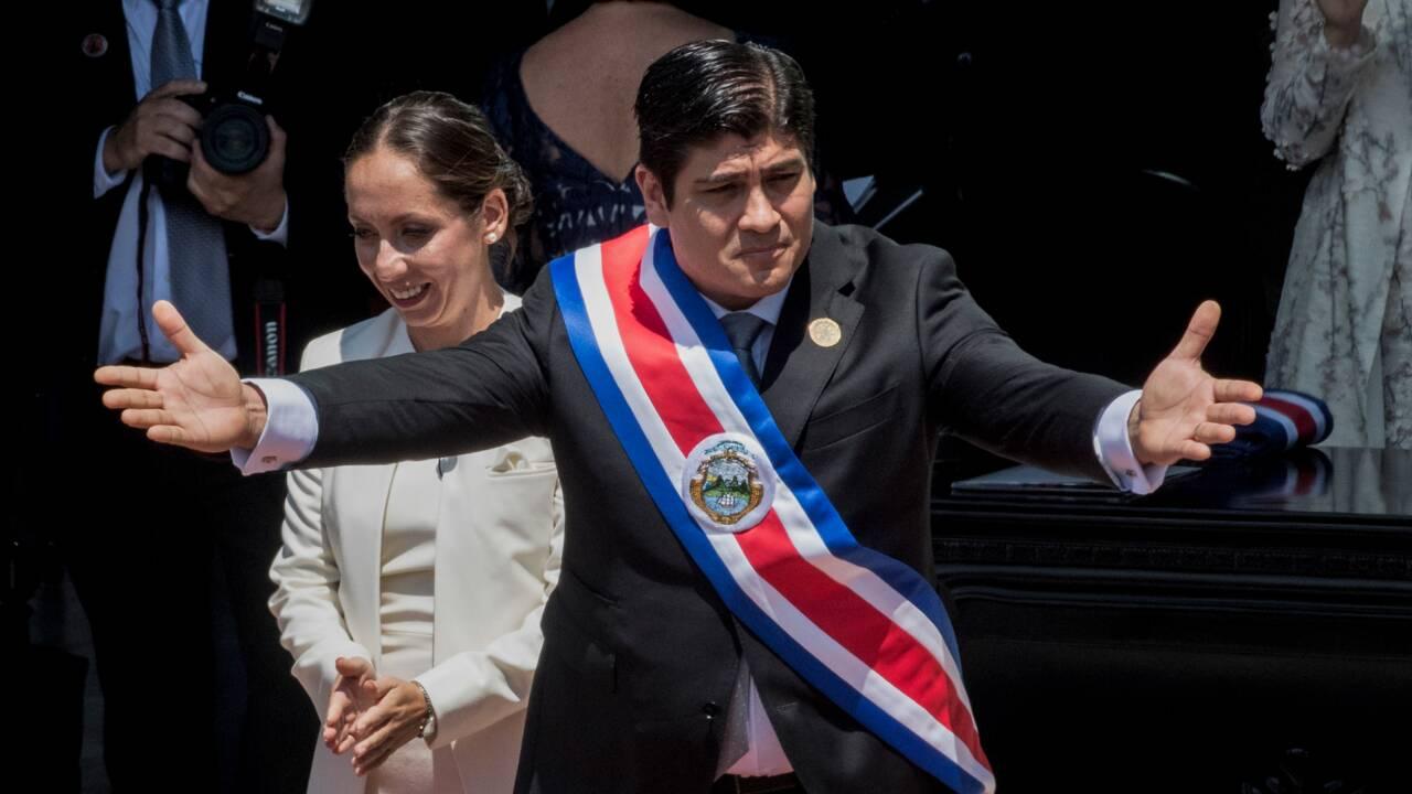 Le Costa Rica renoncera aux énergies fossiles, promet le nouveau président