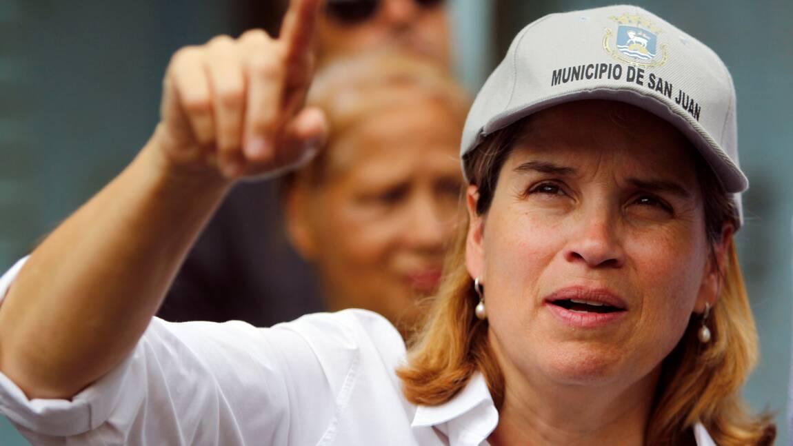 """La maire de San Juan accuse Trump d'avoir """"tué"""" des Porto-Ricains """"par négligence"""""""