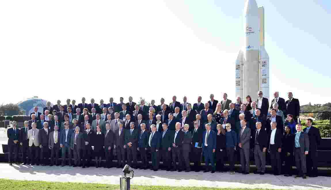 La coopération spatiale célébrée au Congrès des astronautes