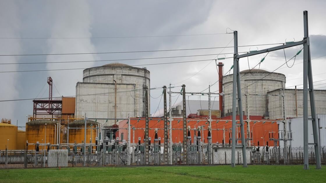 Nucléaire: amendes pour EDF et le directeur de la centrale de Chinon