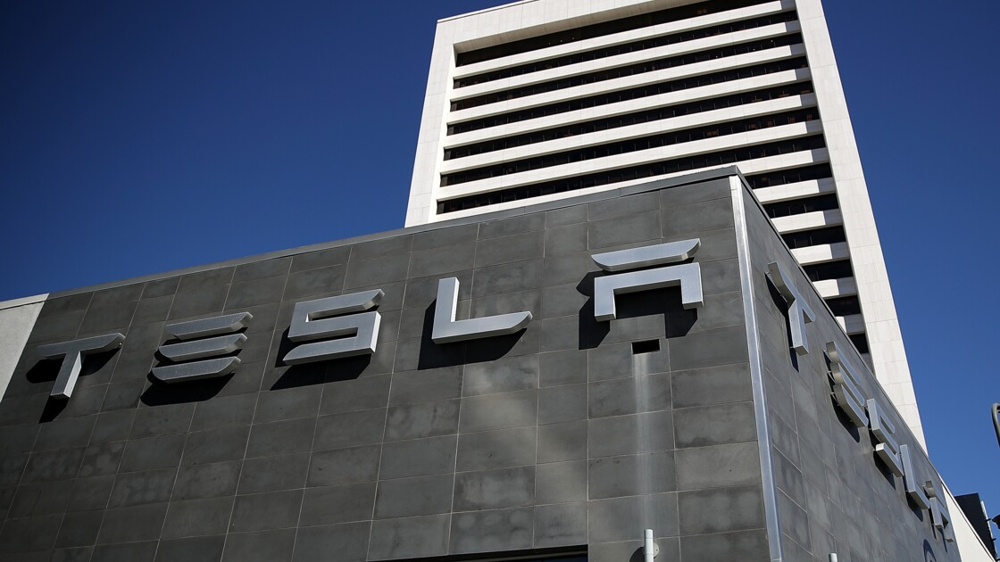 USA: la Bourse propulse Tesla devant General Motors