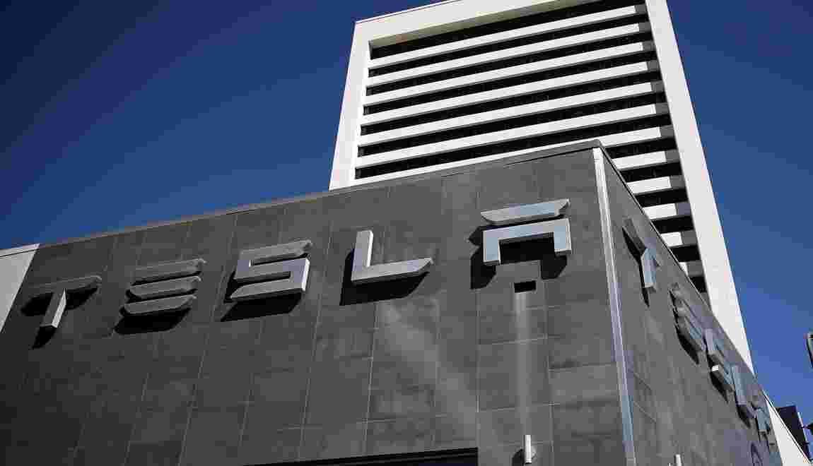 USA: la Bourse propulse Tesla devant General Motors