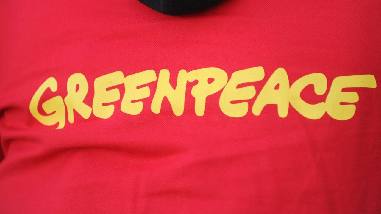 Greenpeace en lutte contre le groupe forestier canadien Résolu