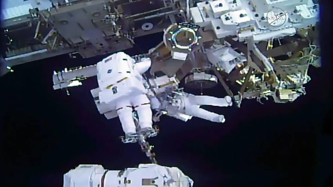 Privatiser la Station spatiale internationale? Pas si vite, dit le Congrès à Trump