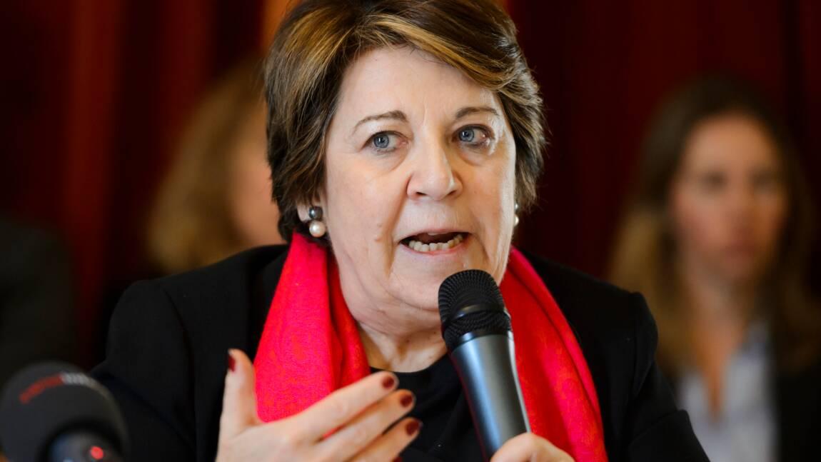"""Lepage soutient Macron même s'il n'est """"pas un écologiste"""""""