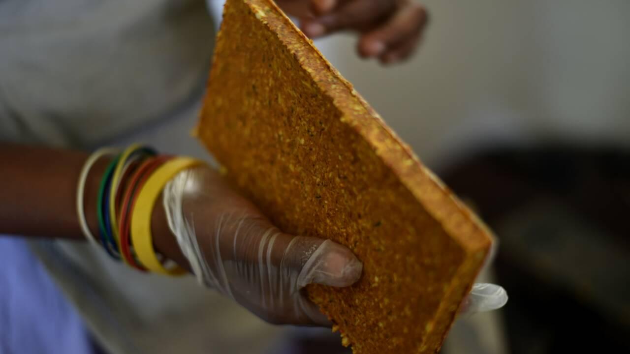 Des hôtels de luxe à Cité Soleil, le recyclage responsable du savon en Haïti