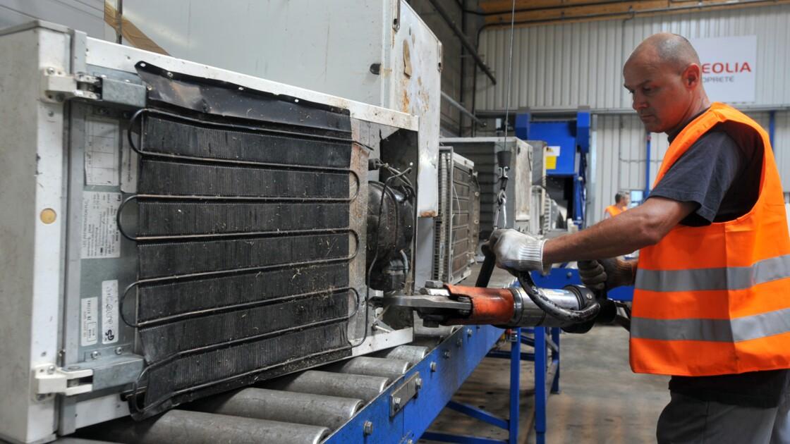Climat: les industriels veulent encore plus réduire l'impact des gaz HFC