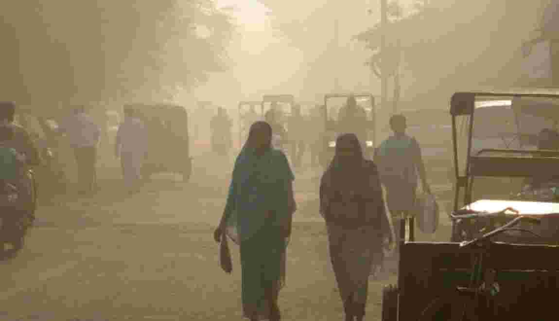 Inde: la pollution étouffe Delhi, les écoles fermées samedi