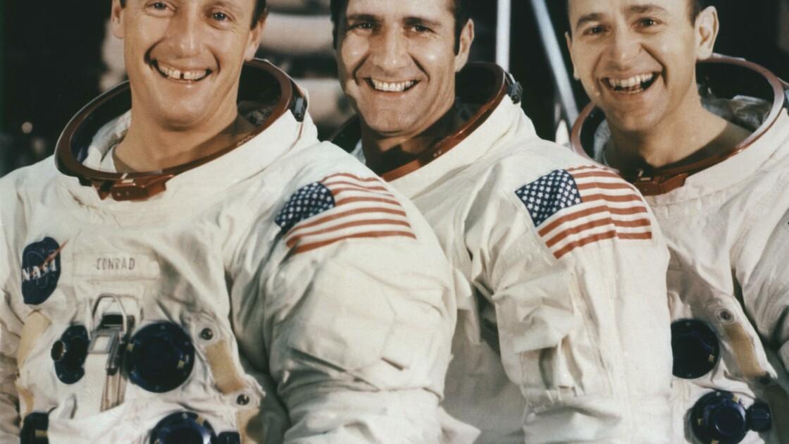Décès d'Alan Bean, le quatrième homme à avoir marché sur la Lune