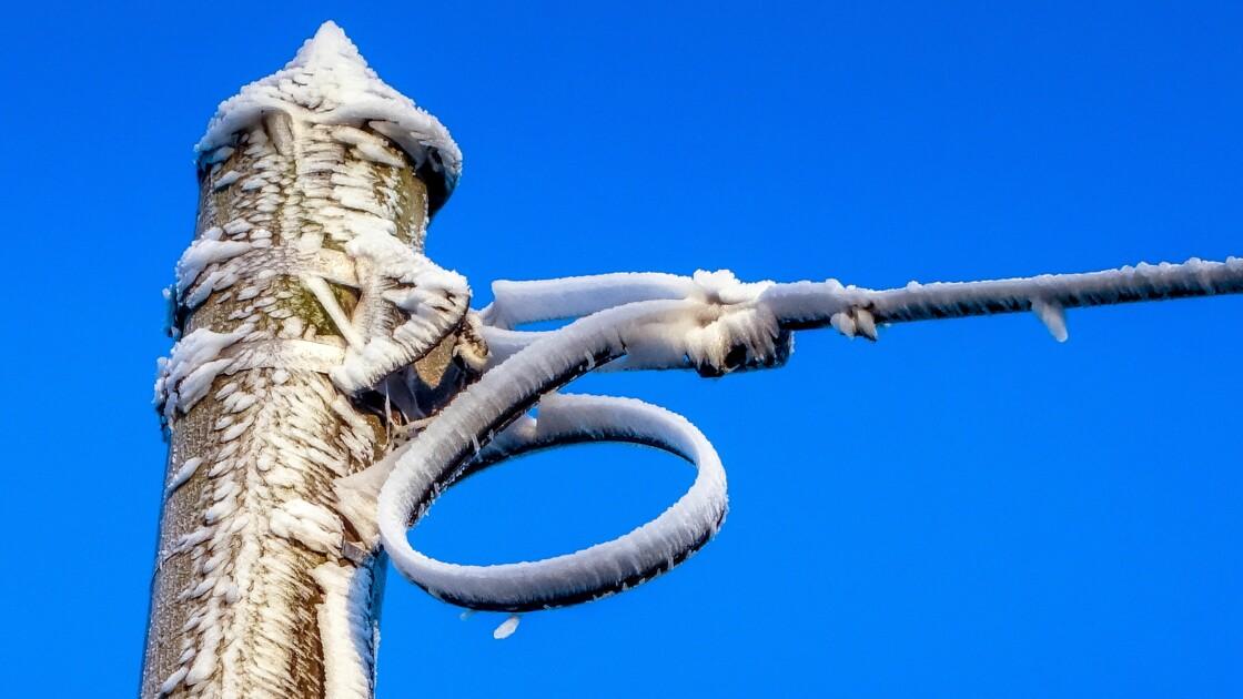 Grand froid: nouveau pic de consommation d'électricité vendredi
