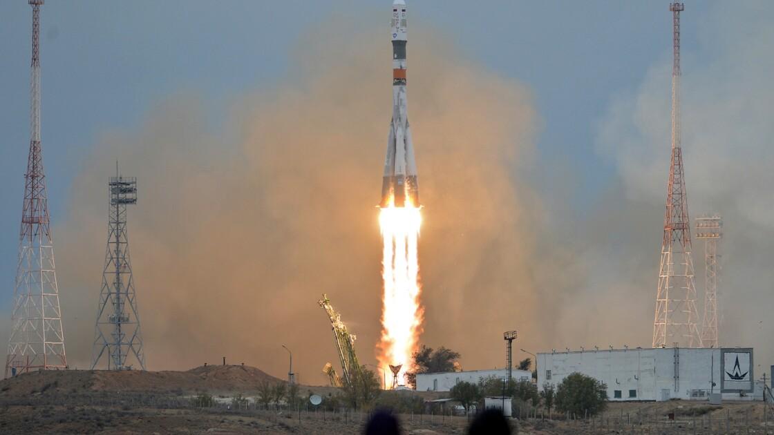 Arianespace risque d'être privée de Soyouz