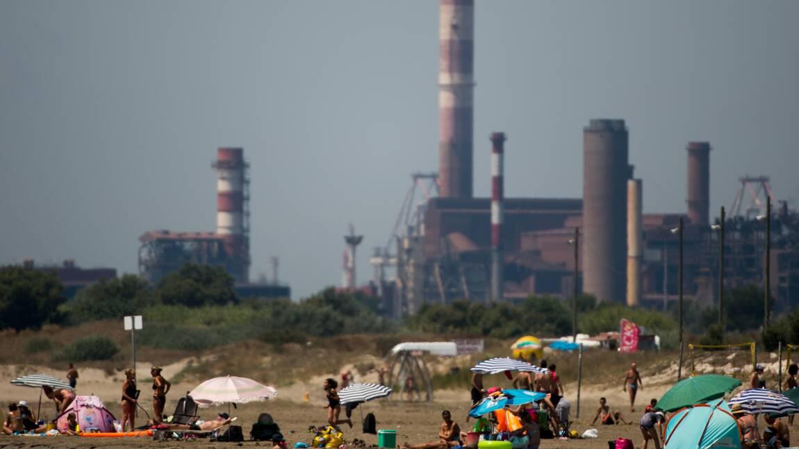 Pollution industrielle: davantage de cancers et d'asthme à Fos-sur-mer