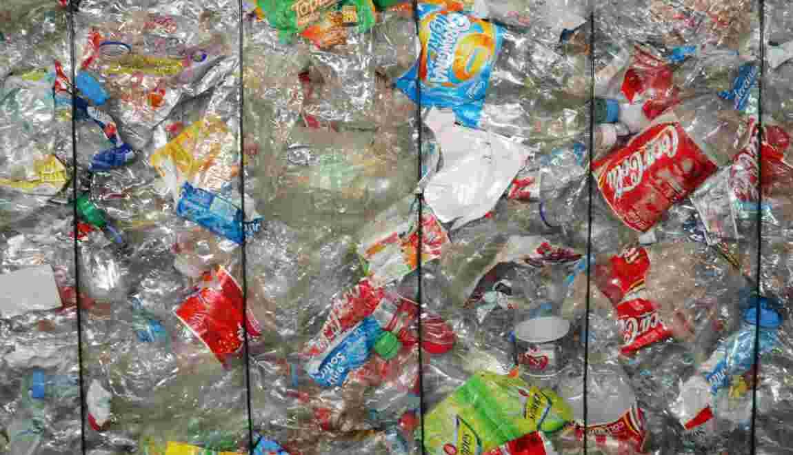 Une start-up promet des récompenses aux bons trieurs de bouteilles plastiques