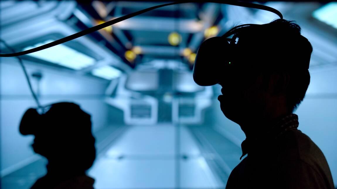 Diffusion de réalité virtuelle: la France est en retard