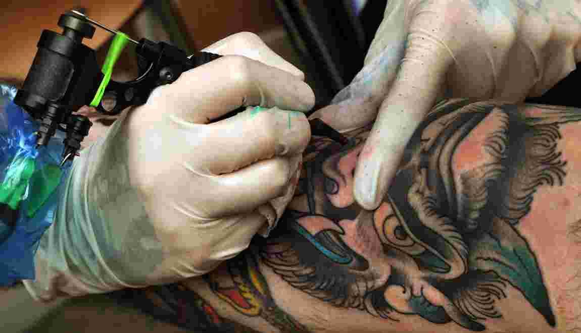 Comment mieux effacer les tatouages? La science a son idée