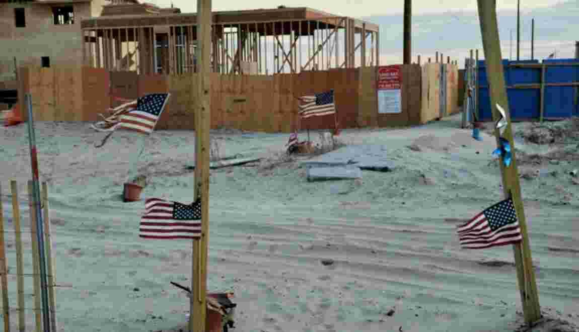 Réchauffement: New York se fortifie face à la montée des eaux
