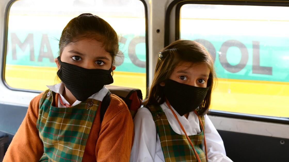 La pollution tue un quart des enfants de moins de cinq ans